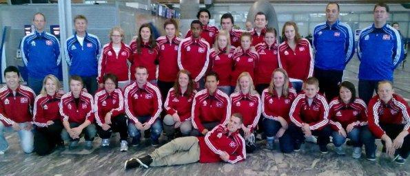 Team Norway 2010